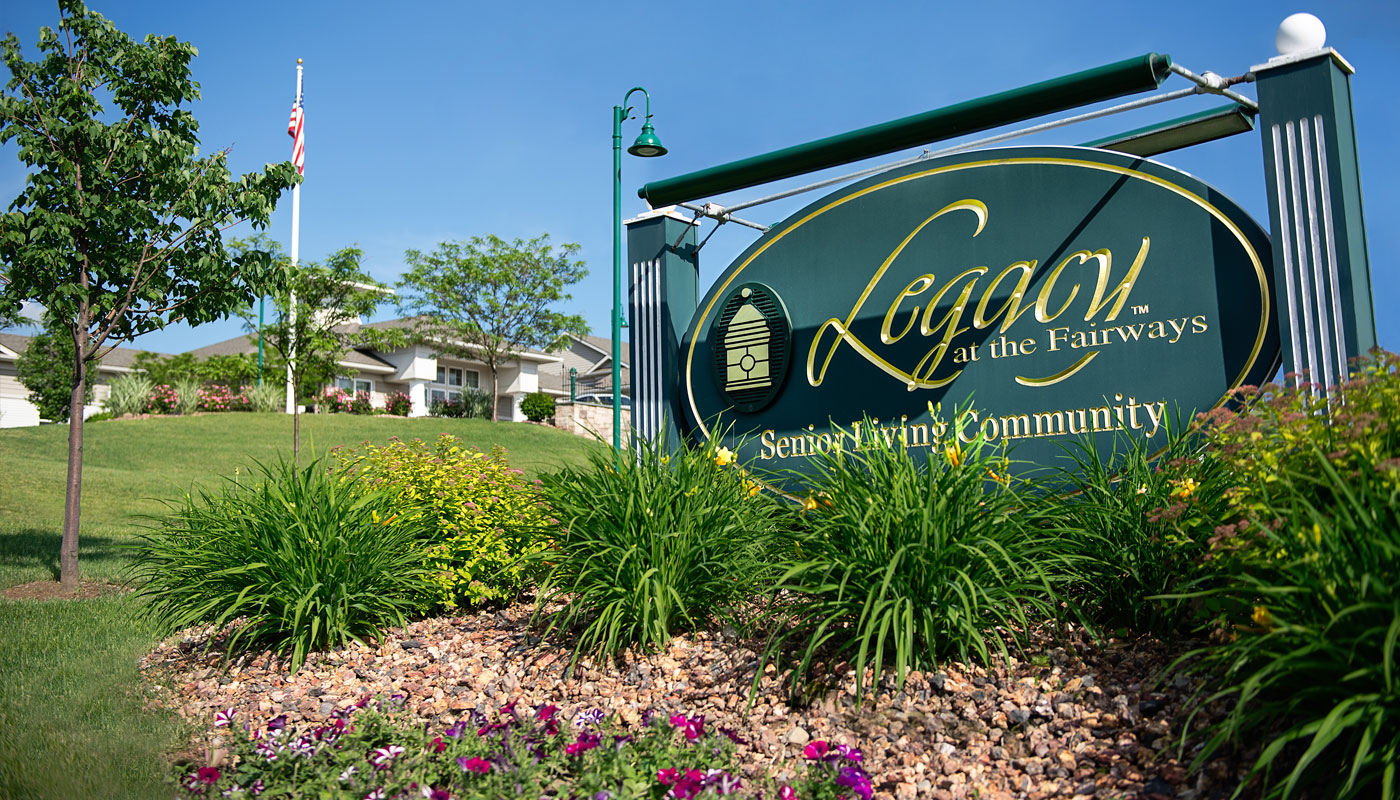 Legacy at Fairways, Senior Living Community, Victor NY inRochester area