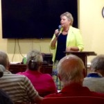 Executive Director Anna Alger speaks about Senior Living Options