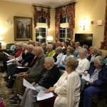 A holiday concert enjoyed by our residents!