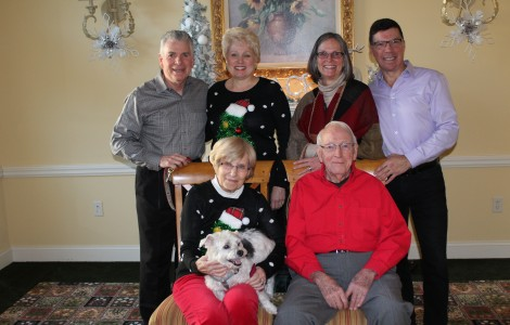 Annual Family Holiday Christmas Party