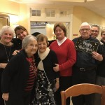 Happy New Year to all from the Huss Family, the Miner Family, Betty Troy, and Theresa Ryan!