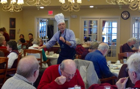 SOUPer Bowl Luncheon with The Bread Man